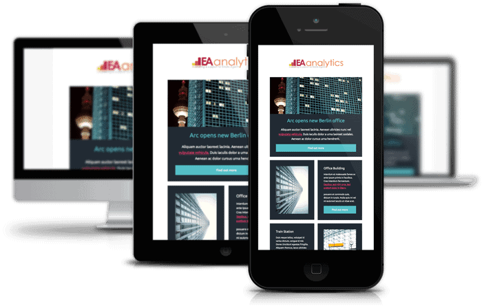email newsletter templates for estate agents