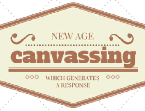 How To Get a Response From Your Canvassing (Use This One Tip)