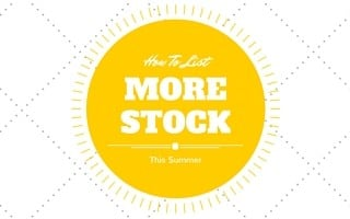 Estate Agent Summer Stock